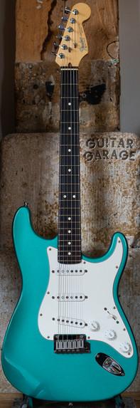 1993 Fender USA American Standard Stratocaster Caribbean Mist