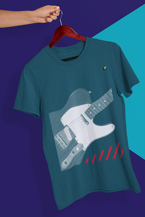 T-SHIRT: Telecaster (Six Strings Attached series)