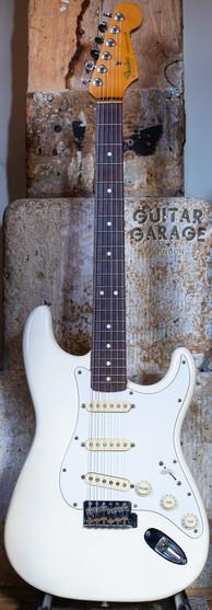 1990 Fender USA Export Stratocaster Olympic White