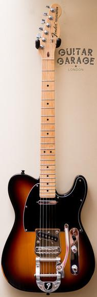 2006 Fender American Special Telecaster Sunburst nitro Bigsby