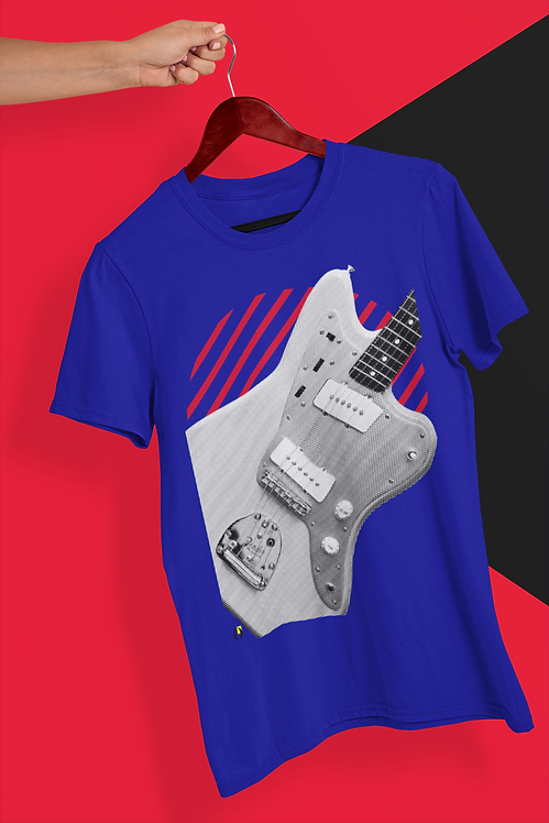 T-SHIRT: Jazzmaster (Six Strings Attached Series)