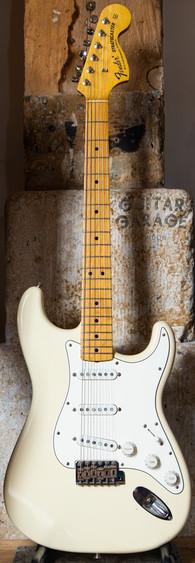 2004 Fender Japan 68 Vintage Reissue Stratocaster Aged White Hendrix