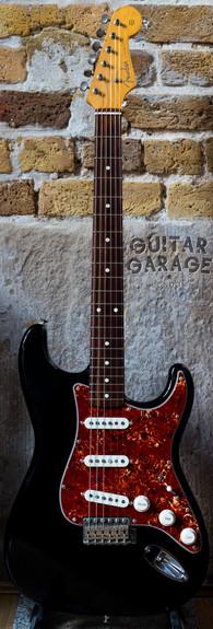 Fender Stratocaster 62 Vintage Reissue Black Tortoiseshell