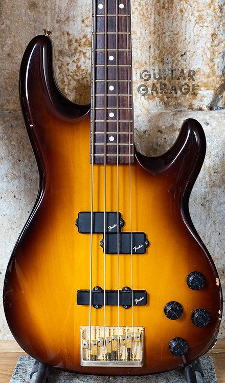 Fender Precision Lyte - Japan - Sienna Sunburst - Gold hardware (1994)