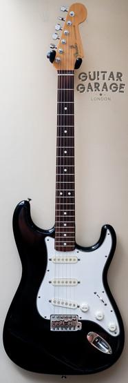 Fender Japan 62 Stratocaster Black