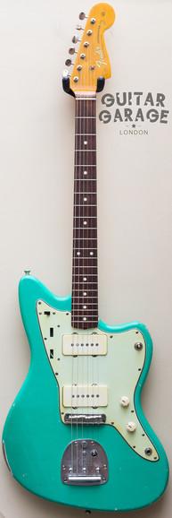 Jazzmaster Surf Green Relic