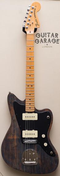 Jazzmaster Custom Double Bound Ash