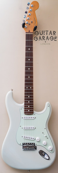 Fender USA Faded Sonic Blue Stratocaster