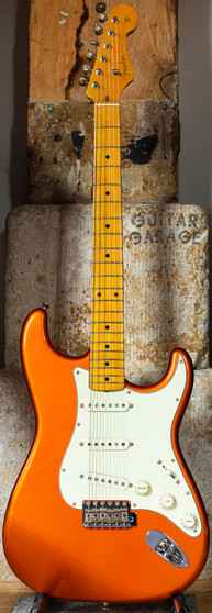 Fender Japan Tangerine Metallic Stratocaster