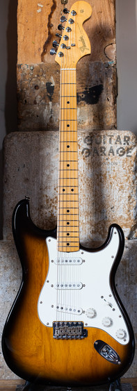 1999 Fender Japan 67 Vintage Reissue Stratocaster Sunburst