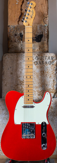 Fender USA Highway One Telecaster Candy Apple Red