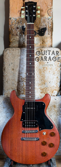 2004 Gibson Les Paul Special Double Cutaway Aged Cherry Red