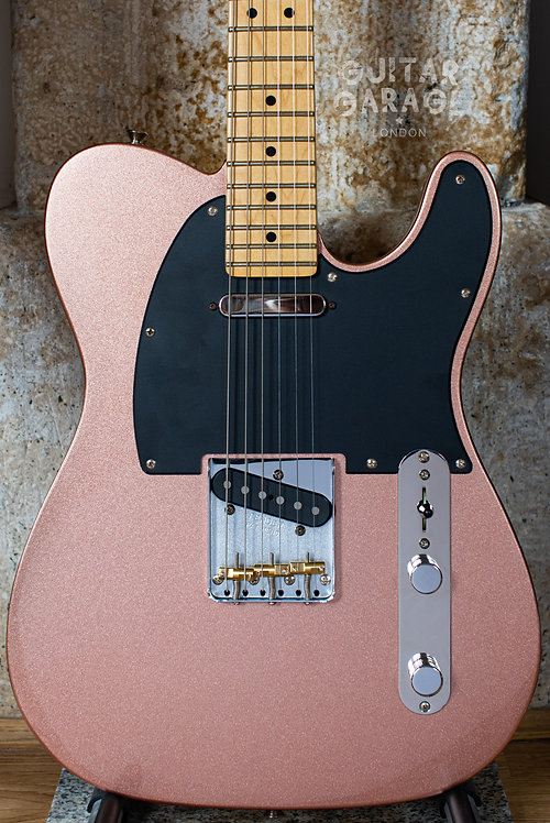 Fender Telecaster - American Special Performer - USA - Penny Pink Metallic