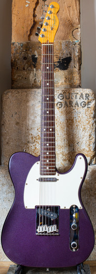 1998 Fender USA American Standard Telecaster Purple Metallic