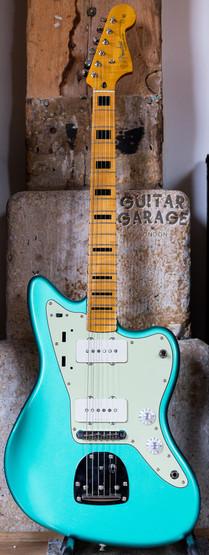 Fender Jazzmaster Mystic Seafoam