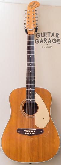 1965 Fender Shenandoah 12-string acoustic