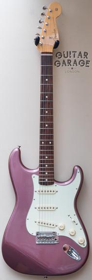 Fender Japan Hybrid Stratocaster Burgundy Mist