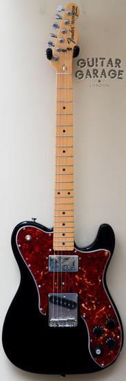 2004 Fender Japan Telecaster 72 Custom Black Tortoiseshell