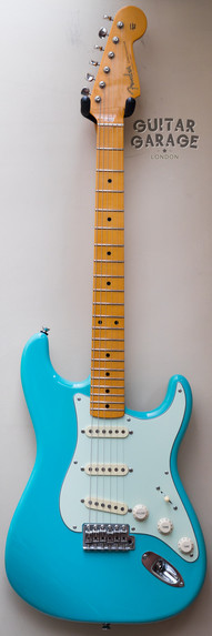 Fender Eric Johnson Tropical Turqouise Stratocaster