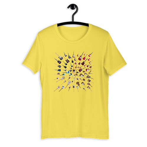 T-shirt: 432 Strings Attached
