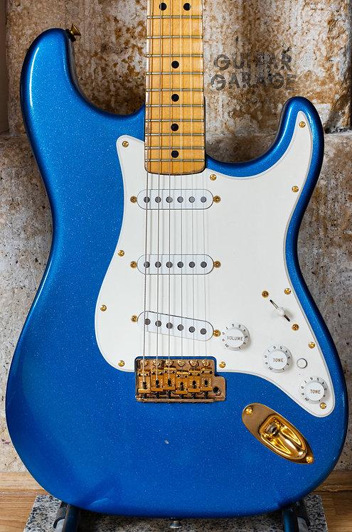 Fender Stratocaster - The Strat - USA - Sapphire Blue Sparkle (1982)