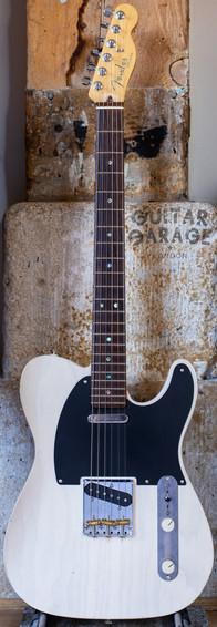 Fender USA Custom Shop Postmodern Telecaster American Deluxe neck Aged Blonde