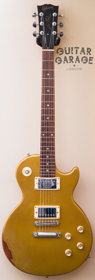 2002 Gibson Les Paul Special Gold Top Relic