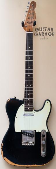 1977 Fender Telecaster Black CBS