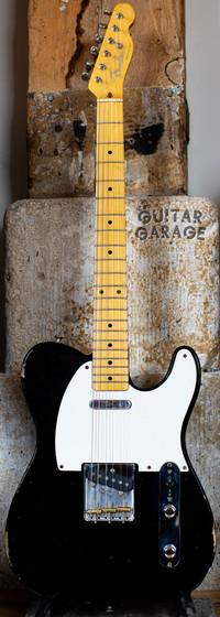 1996 Fender Japan 52 Vintage Reissue Telecaster Black