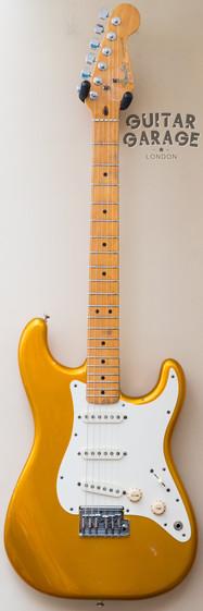 1983 Fender USA Aztec Gold Stratocaster