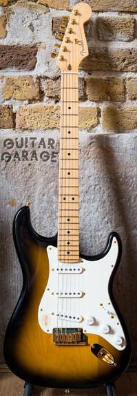 Fender American Deluxe 50th Anniversary Stratocaster Sunburst