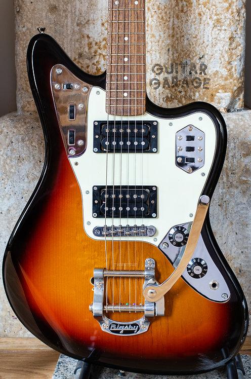 Fender Jaguar - HH Special - Japan - 3-tone Sunburst (2017)