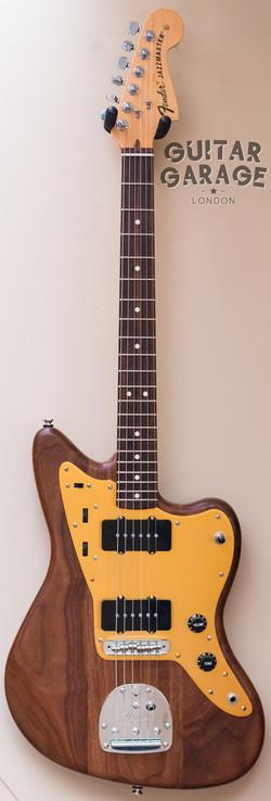 Jazzmaster Walnut Gold