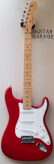 Fender American Standard Torino Red Stratocaster