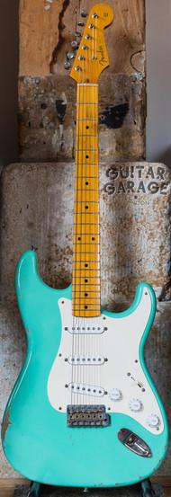 Fender Japan 57 Vintage Reissue Seafoam Green Stratocaster