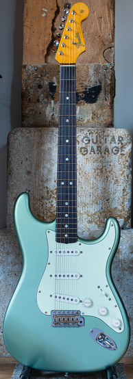 Fender American Vintage Stratocaster Ice Blue Metallic