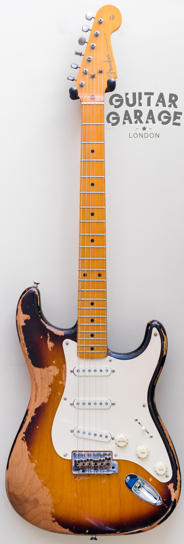 57 Heavy Relic Stratocaster