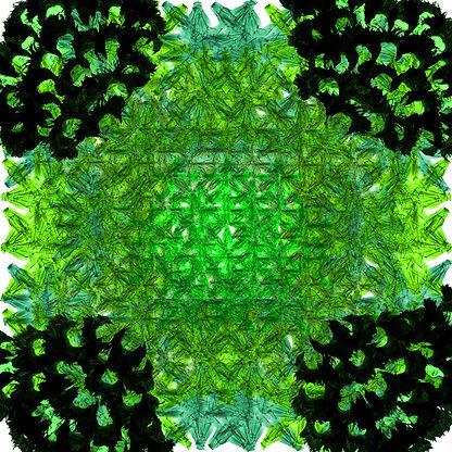 Buckley-Medusa_digital-collage in lightb