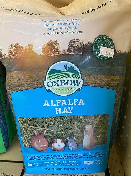 Oxbow Alfalfa Hay, 20 oz