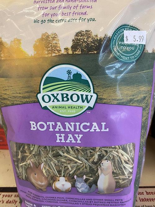 Oxbow Botanical Hay, 20 oz