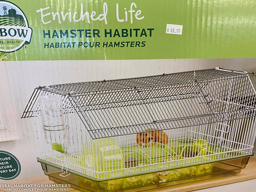 Oxbow Hamster Habitat