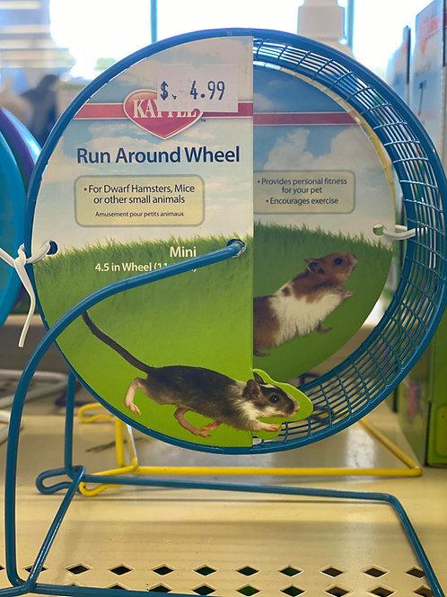 Kaytee Run Around Wheel - Mini