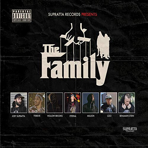 Supratta Family - SR Presents: The Family