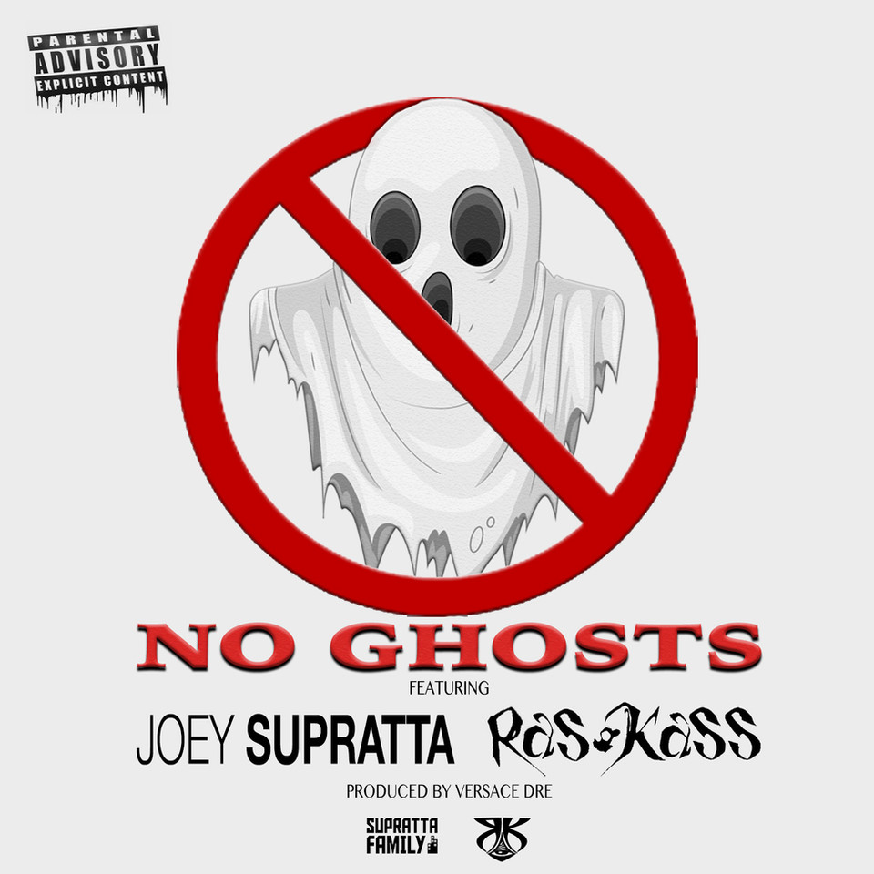 Joey Supratta - No Ghosts (Feat. Ras Kass)