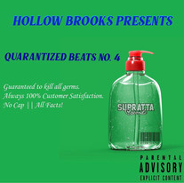 Hollow Brooks - Quarantized Beats No. 4