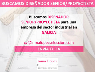 Diseñador Senior - Proyectista (Galicia)