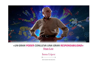 Stan Lee, leyenda del cómic
