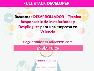 Full Stack - Developer