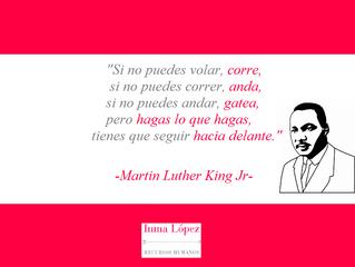 ¿Cómo luchar por tu sueño?, consejo de Martin Luther King Jr.