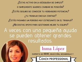 Inma López- Coach profesional